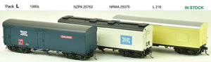 SDS Models: NSWGR: MRC Ice Chilled Wagon: Pack L