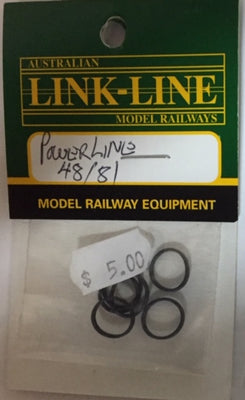 Powerline:  P1206 Traction tyres for Powerline 48 & 81 class Locomotive (6)