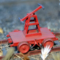 Uneek 430: HO Gauge Railway: Accessories: Pump Cart: Pkt 4: No. 430