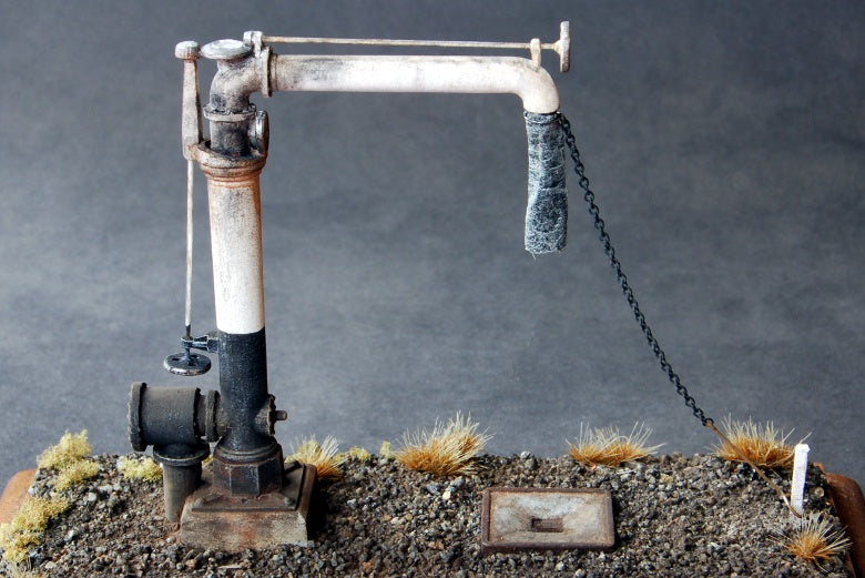 Uneek 682: HO Gauge Railway: Accessories: Water Column SRA 1925: Pkt 1 : No. 682