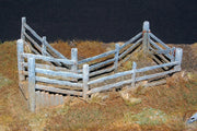 Uneek 730: HO Gauge Railway: Accessories: Cattle Race: (1) : No. 730