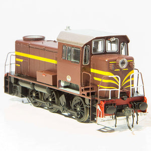 70 IDR Models: 70 CLASS NSWGR LOCOMOTIVE UN-NUMBERED INDIAN RED