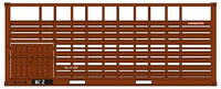 SDS Models: Victorian Railways: 20' MC CATTLE CONTAINER: Pack D