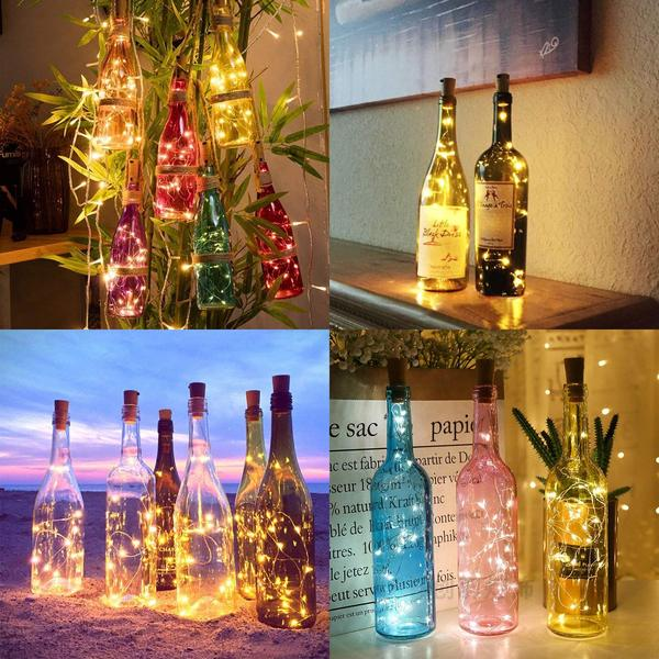 (Last day promotion. Only $2.90)BOTTLE LIGHTS