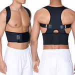 90% OFF TODAY-Adjustable Magnetic Back Support Posture Corrector-BUY 2 FREE SHIPPING