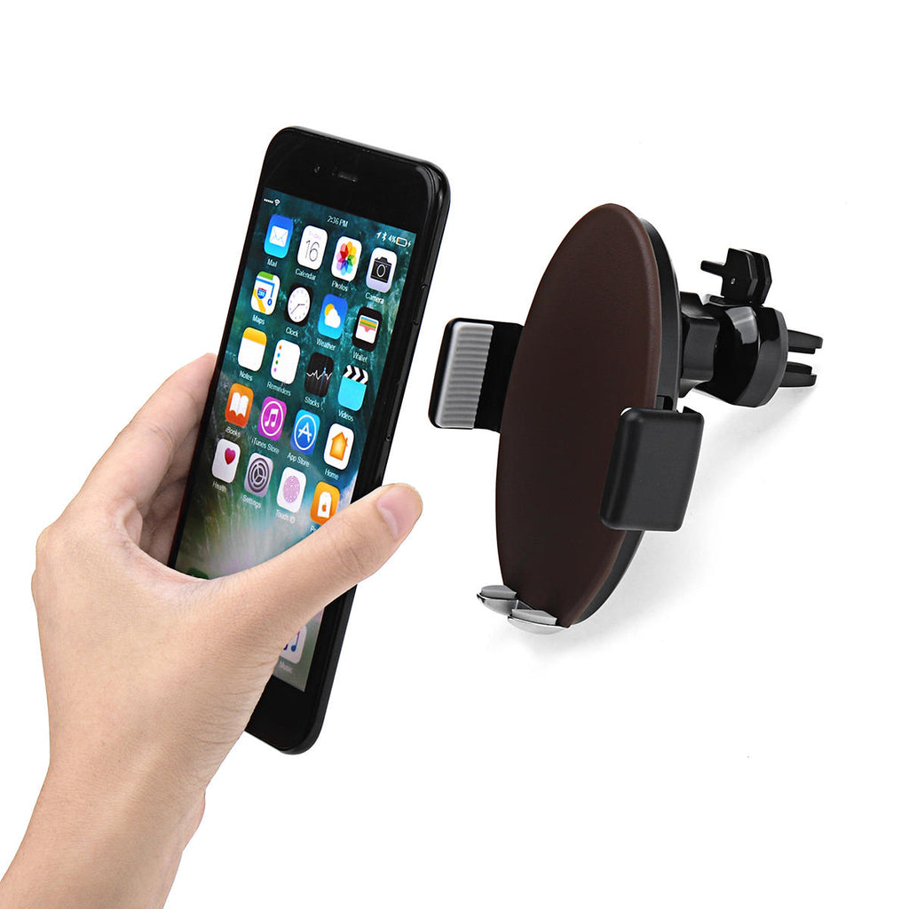 (Factory Outlet)[Automatic) Car Phone Holder and Charger-50% OFF TODAY