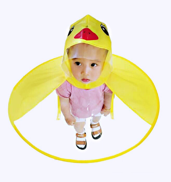 (Factory Outlet)(50% OFF TODAY) The Flying Saucer Raincoat