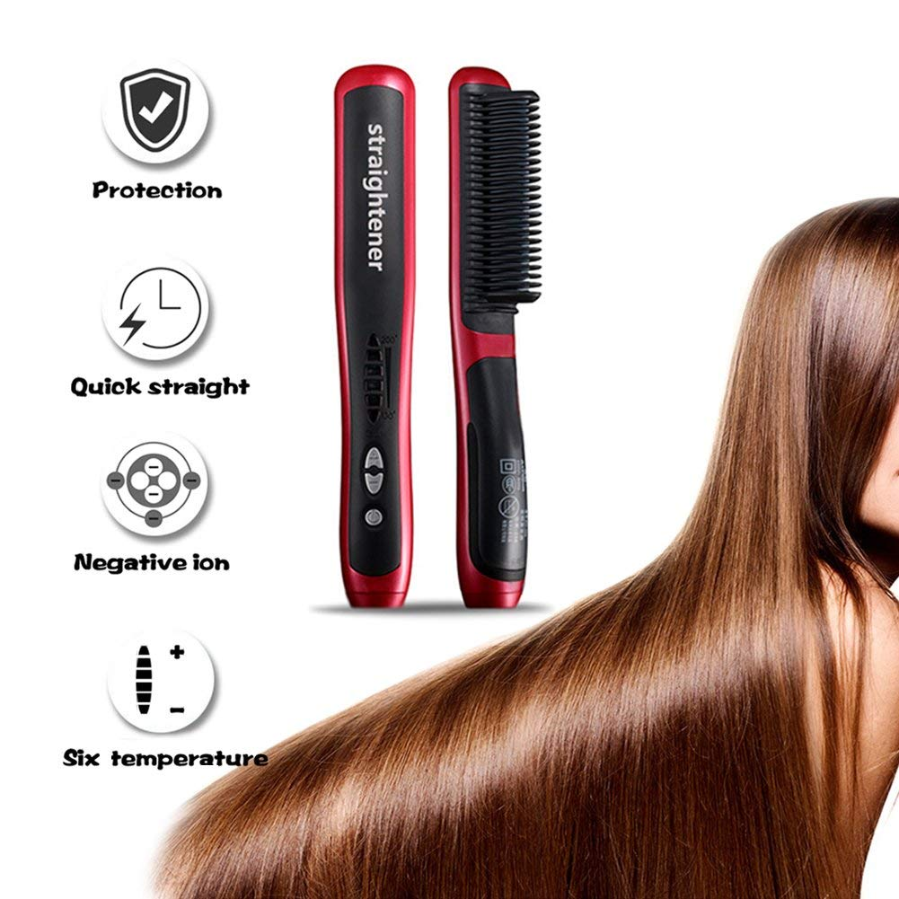 80%OFF TODAY-Professional Ceramic Straightener -THE NEXT GENERATION OF HAIR STRAIGHTENER