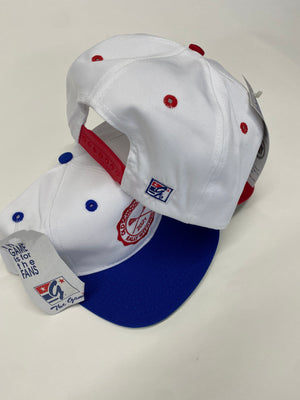 RWR DEADSTOCK VINTAGE THE GAME SNAPBACK HAT