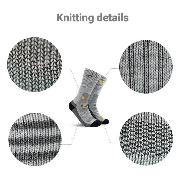 Merino Wool Socks - mpmagicsocks