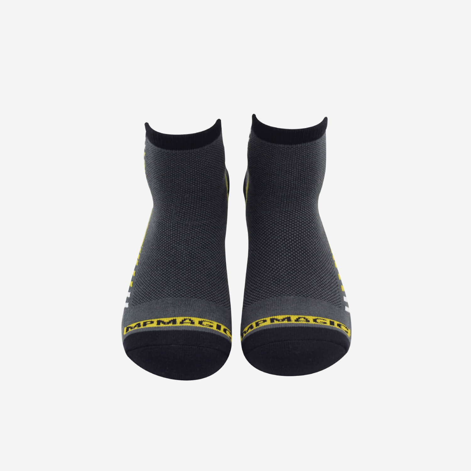 MP Magic Yellow Ankle antibacterial Sports Socks