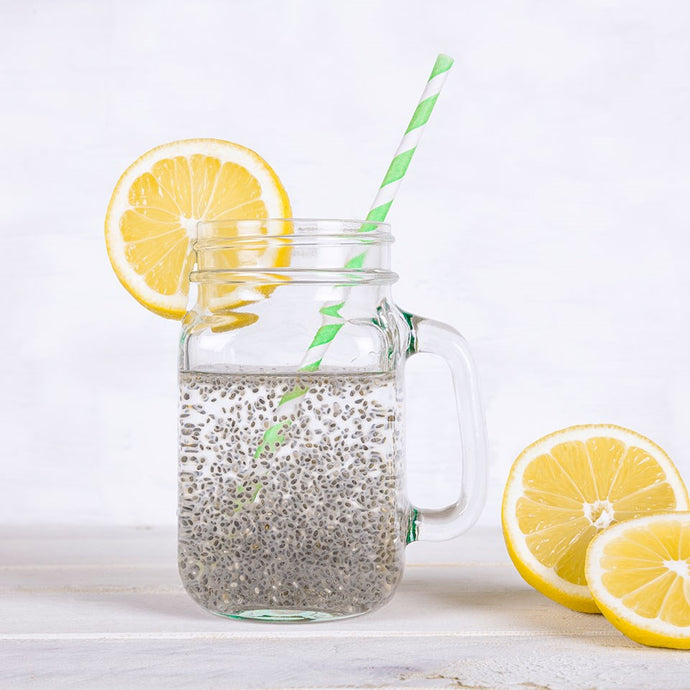 Amazing Health Benefits of Chia Seed Water