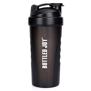 Protein Shaker Bottle, 100% Leak Proof 27 Ounce Bottle