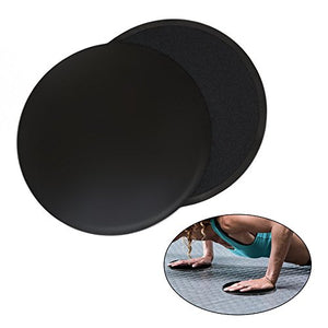 Core Exercise Gliding Discs