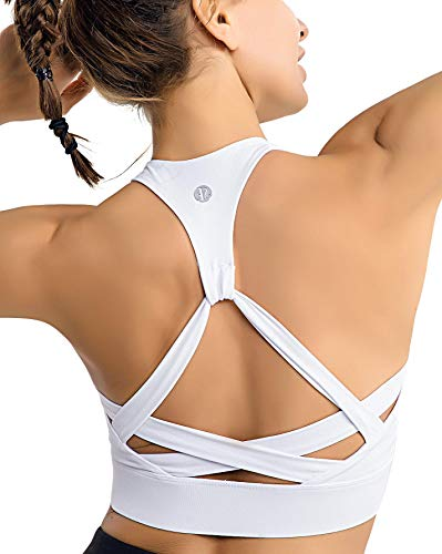 Racerback Yoga Sports Bra