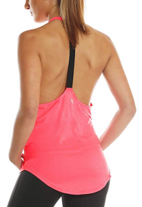 T-Back Running Tank Top