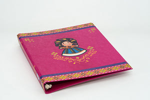 "Carpeta Rosa ""Panchitos"""
