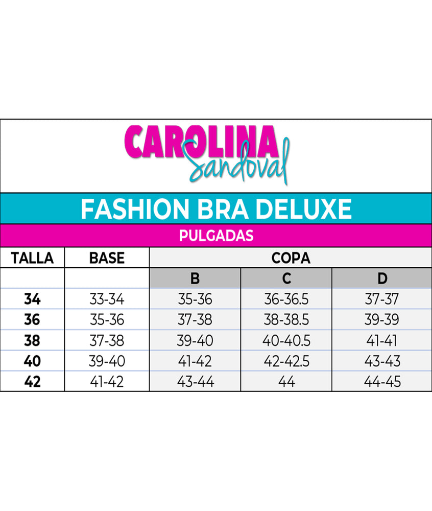 Load image into Gallery viewer, Fashion Bra Deluxe