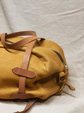 BIG BEND LEATHER DUFFEL