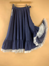 SADDLE UP RUFFLE SKIRT