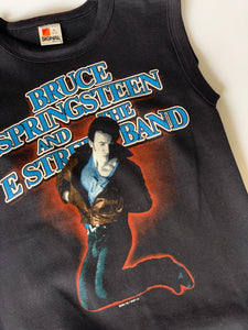 1984 BRUCE SPRINGSTEEN SLEEVELESS SWEATSHIRT