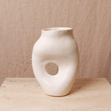 SCULPTURAL VESSEL