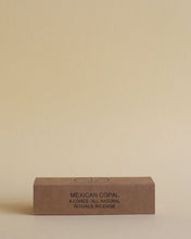 MEXICAN COPAL INCENSE CONES