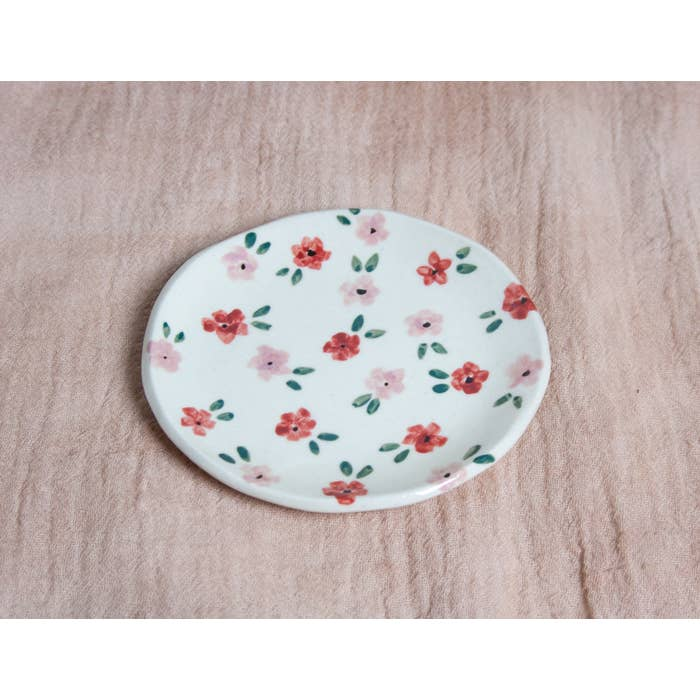 LUCY FLORAL DISH