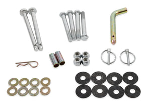 66036	Black Boar Replacement, Bolt Pack,  ATV Implement Lift