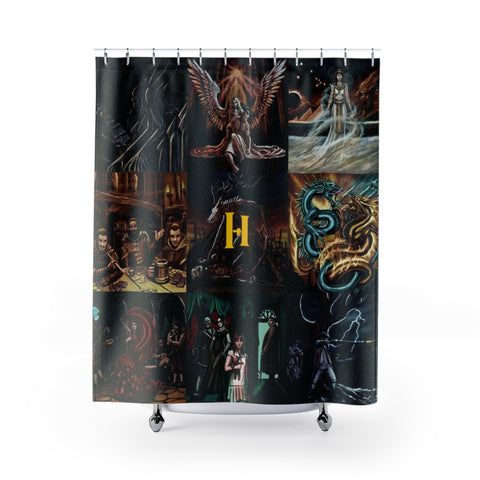 Homerik Shower Curtains