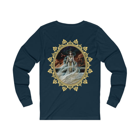 Curse of the Black Nile Unisex Jersey Long Sleeve Tee