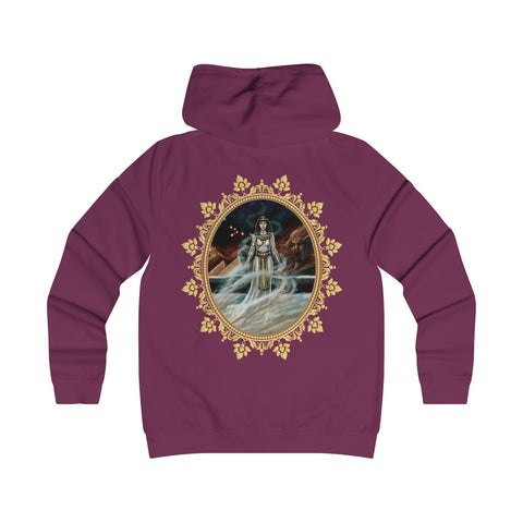Curse of the Black Nile Ladies College Hoodie