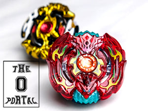 2018 Beyblade BURST Asia Championship Finalist Combo ThePortal0