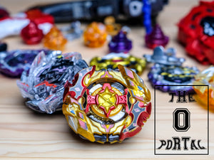 2019 Beyblade BURST Asia Championship Finalist Combo ThePortal0