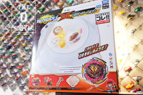 TAKARA TOMY Beyblade BURST DB B-182 Dynamite Battle Entry Set