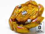 TAKARA TOMY Beyblade BURST GT B158 RB19 Rock Dragon 5 Jaggy' Sou Booster