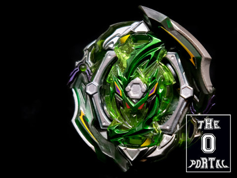 TAKARA TOMY Beyblade BURST SuperKing B-164 RB20 Union Spriggan Outer Quick' Zan
