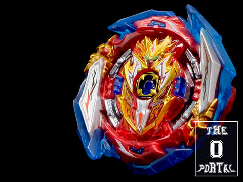 TAKARA TOMY Beyblade BURST SuperKing B-173 Infinite Achilles Dimension' 1B