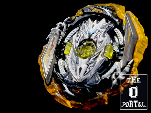 TAKARA TOMY Beyblade BURST SuperKing B-173 RB22 Infinite Achilles 7 Loop 1D