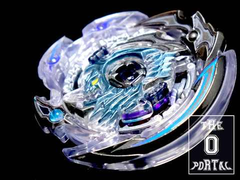 TAKARA TOMY Beyblade BURST SuperKing B-176 RB23 Hollow Deathscyther 12Axe High Accel' 4A