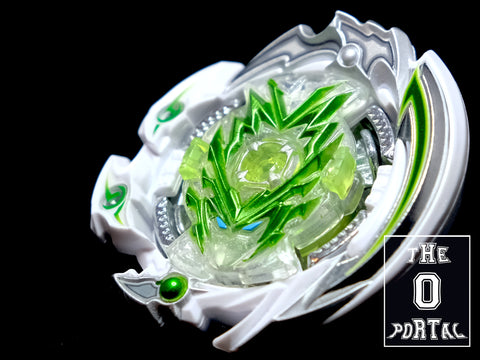 TAKARA TOMY Beyblade BURST SuperKing B-176 RB23 Hollow Valkyrie 11 Absorb 1D