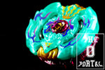 TAKARA TOMY Beyblade BURST GOD B101 RB9 Beat Kukulcan 7Under Hunter