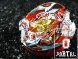 TAKARA TOMY Beyblade BURST Z B111 RB10 Crash Ragnaruk 11Reach Wedge