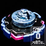 TAKARA TOMY Beyblade Blue Variares D:D Limited Edition Metal Fusion