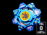 TAKARA TOMY Beyblade BURST GT B156 RB18 Draciel Fortress 00Wall Charge Booster