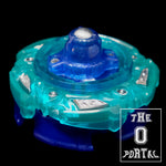TAKARA TOMY Beyblade BURST GT B156 RB18 Naked Spriggan Paradox Orbit Metal Ten Booster