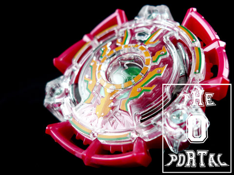 TAKARA TOMY Beyblade BURST GOD B80 RB6 Exceed Evil-eye Gravity Atomic