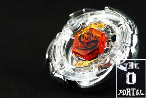 TAKARA TOMY Beyblade BB100 Booster Galaxy Gasher D125HF Metal Fury