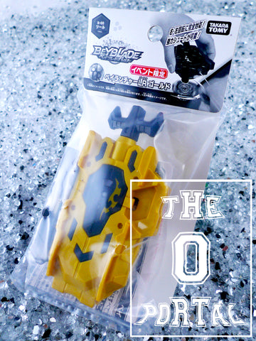 TAKARA TOMY Beyblade BURST B-00 Gold Left Right LR Launcher