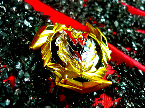 TAKARA TOMY Beyblade BURST Z Gold Edition Winning Valkyrie Layer